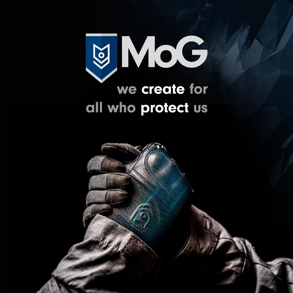 branding, fotografie, packshots en website voor MoG Masters of Gloves